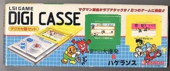 Bandai Digi Casse, 1984