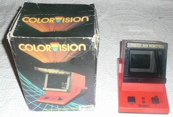 Romtec ColorVision, 1984