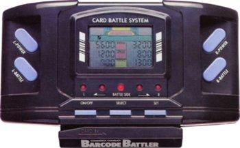 Barcode Battler, 1991