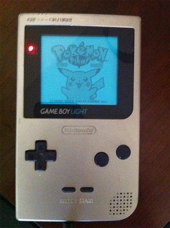Game Boy Pocket Light, 1998