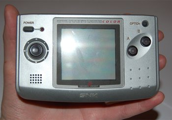 Neo Geo Pocket Colour, 1999