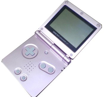 Game Boy Advance SP, 2003
