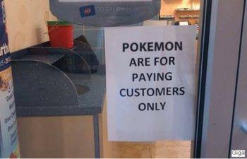 Pokémon Go ist überall!