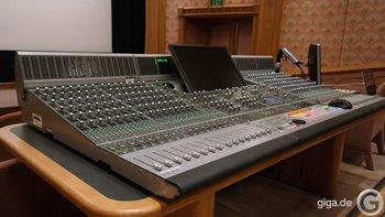 Dolby Laboratories Kino, Mischpult