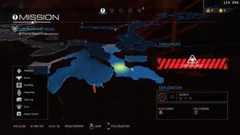 Mission 1: Karte