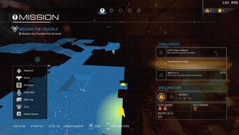 Mission 11: Karte