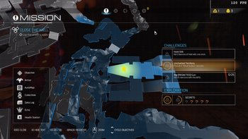 Mission 13: Karte