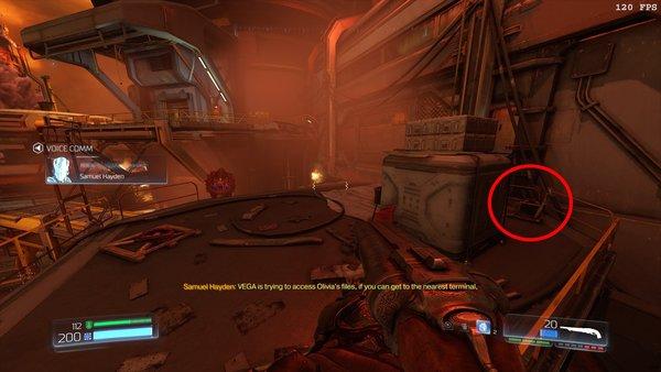 Mission 7: Screenshot 2