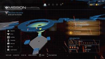 Mission 9: Karte