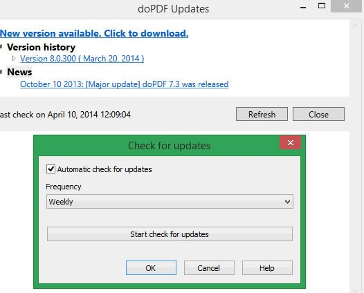 WatFile.com Download Free doPDF Free PDF Converter Download kostenlos - September 2016 - GIGA