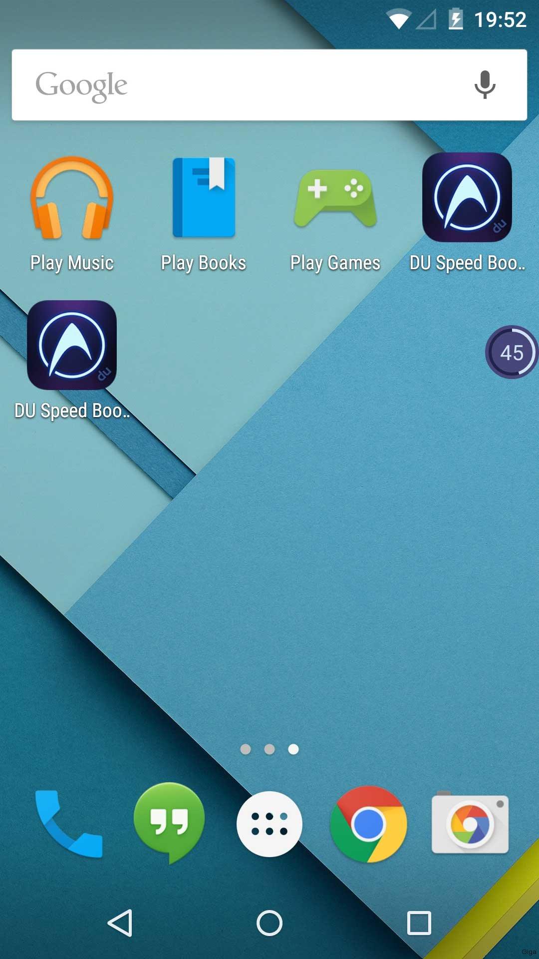 Du Speed Booster Optimierungs Und Bereinigungs Tool Fur Android Giga