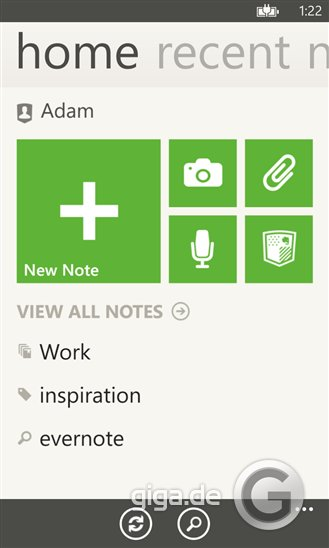 EverNote Download Screenshot 1