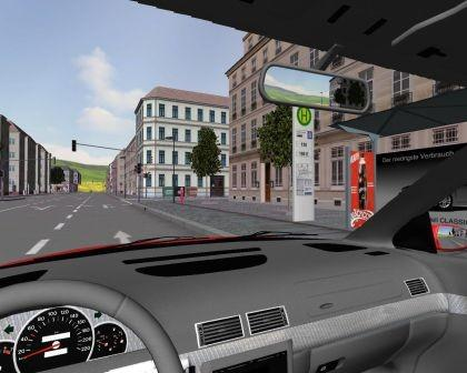 fahrsimulator 2009 autos
