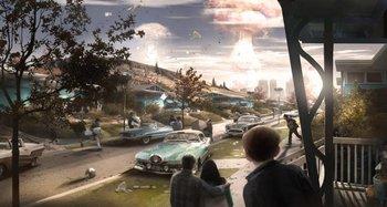 Fallout 4 Artwork (E3 2015)