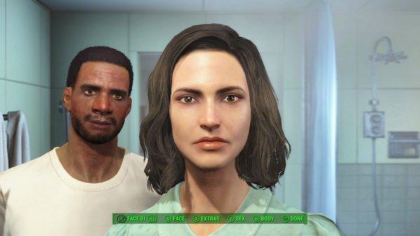 Fallout 4: Charaktergenerierung