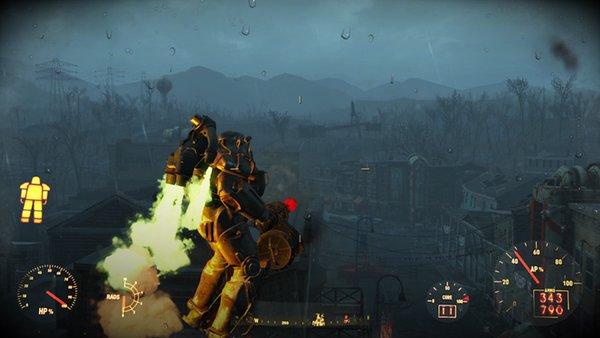 Fallout 4: Jetpacks!