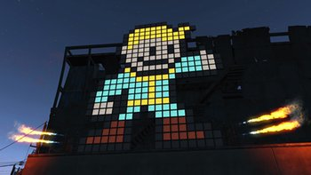 Fallout 4: Minecrafting