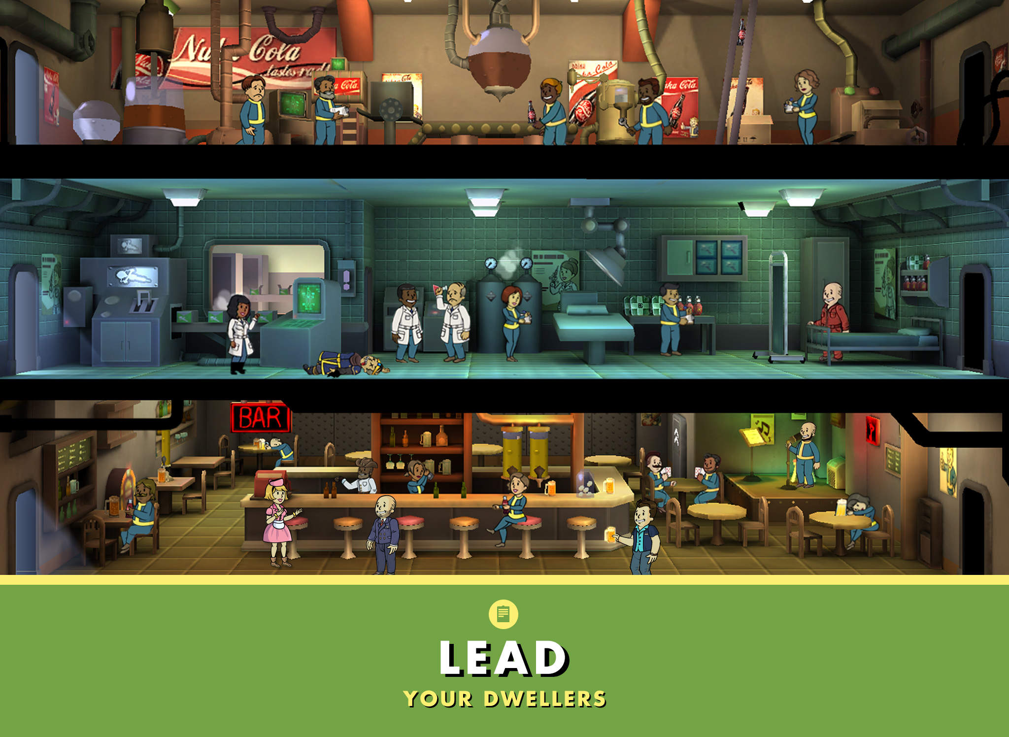 Fallout shelter playitch - d