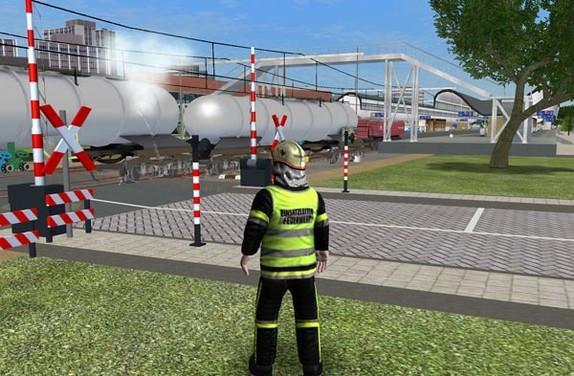 Feuerwehr simulator 2010 kostenlos spielen giga for Simulatore di costruzione di case online