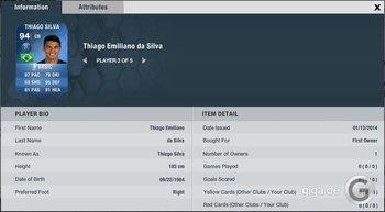 FIFA 14 TOTY: Thiago