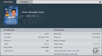 FIFA 14: TOTY: Andres Iniesta