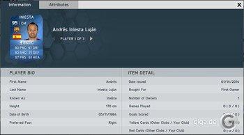 FIFA 14 TOTY: Xavi