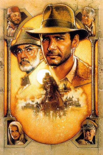 Indiana Jones und der letzte Kreuzzug (1989)