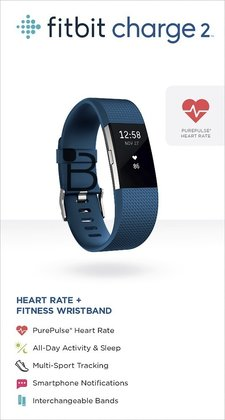 Fitbit Charge 2 Schwimmen
