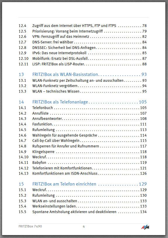 Fritzbox 7490 Kostenloses Handbuch Zum Download Deutsch Giga