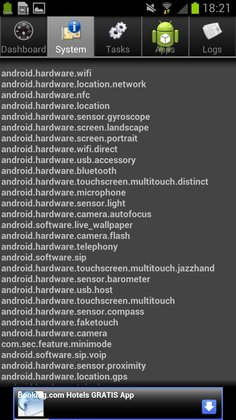 Galaxy S3  Android System Info 14