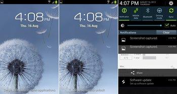 Galaxy S3 Jelly Bean Update - Screenshots 1