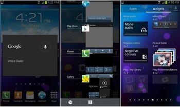 Galaxy S3 Jelly Bean Update - Screenshots 3