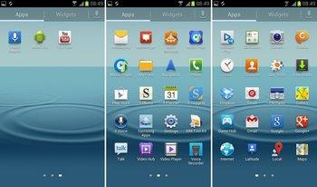 Galaxy S3 Jelly Bean Update - Screenshots 4