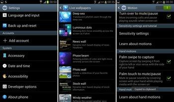 Galaxy S3 Jelly Bean Update - Screenshots 6