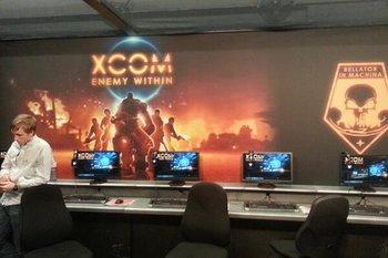 #XCOM Enemy Within wird wie erwartet ein Expansion Pack. Ein recht gutes, wie ich gerade feststellen durfte #gamescom http://t.co/QI5G2fv863