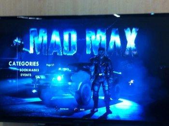 Erstes Messe-Highlight. Mad Max wird klasse. #gamescom http://t.co/8qSQk4B6aq