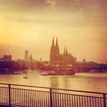 Guten Abend Köln :) #gamescom http://t.co/1Fb62rKzIm