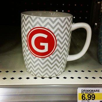 Irgendwie erinnert mich das Logo auf dieser Tasse an irgendwas. #GIGAinLA http://t.co/CEkq1l7zjg