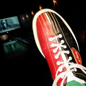 Call me the Black Lebowski. #AMF #Bowling #LosAngeles #GIGAinLA http://t.co/4ZjohpkfNH