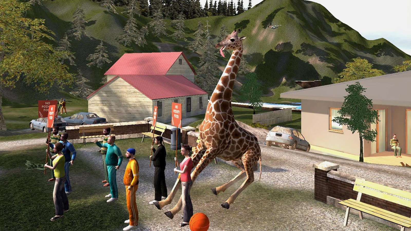 goat simulator kostenlos download