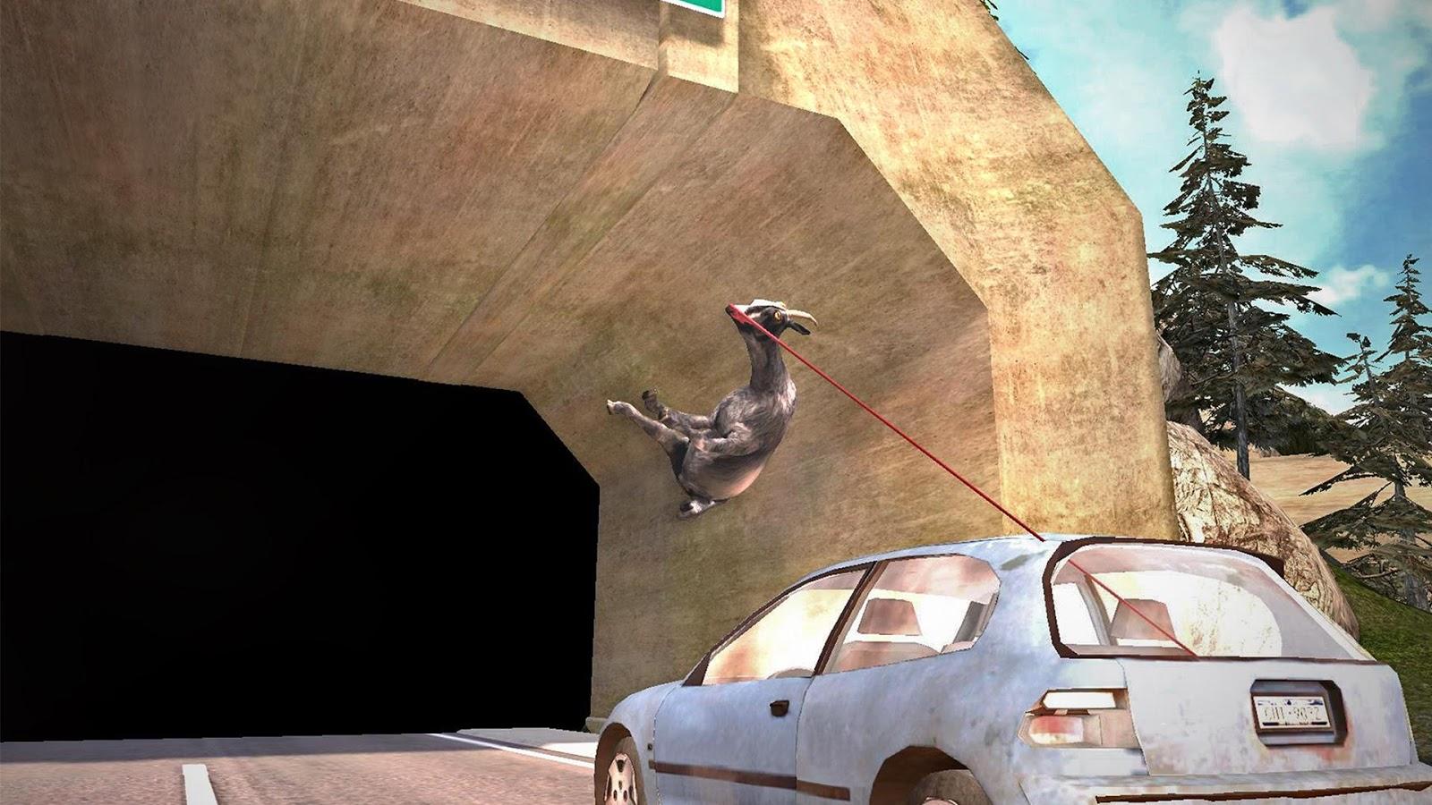 bild 4 5 goat simulator fuer android ios goat simulator