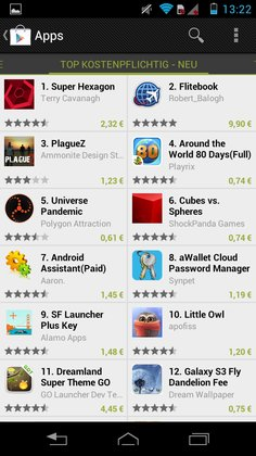 Android Play Store 3