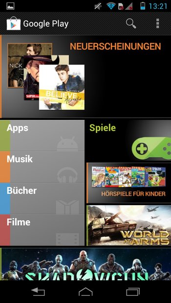 Android Play Store 4