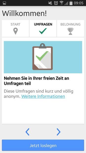 google-umfrage-app-2