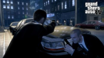 Grand Theft Auto IV - GTA 4