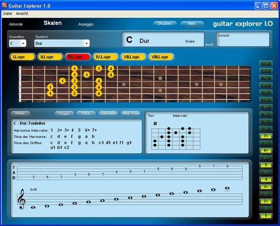 download-guitar-explorer-screenshot