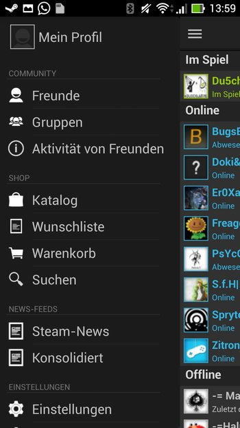 Holo-Design für Steam