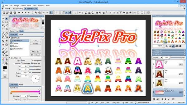 Hornil StylePix Style