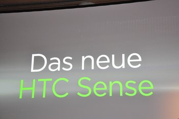 HTC One GIGA Event