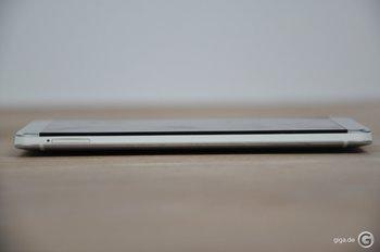 HTC One Spaltmaße - Keine Harrisse im Kunststoff